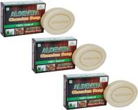 AryanShakti Chandan Aloevera Soaps(225 g, Pack of 3) - Price 120 58 % Off