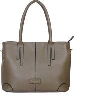l'ange LADIES HANDBAG Shoulder Bag(Dark Green, 10 L)