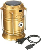 View POWERNRI campaign Lantern With Phone Charger Solar Lights(GOLDEN) Home Appliances Price Online(POWERNRI)