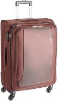 Pronto SPACE + Expandable Check-in Luggage - 26 inch(Brown)
