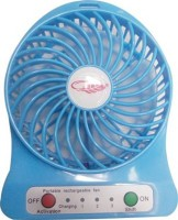View Bhavya Feel cool MTF501 USB Fan(Blue) Laptop Accessories Price Online(Bhavya)