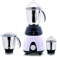 Viaan Toyota 750W Mixer Grinder with 3 Stainless Steel Jars 750 W Mixer Grinder(White, Black, 3 Jars)