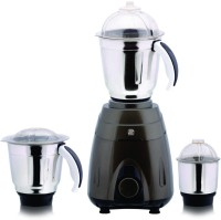 Viaan Breeza Mate 750W Mixer Grinder with 3 Stainless Steel Jars 750 W Mixer Grinder(Black, 3 Jars)