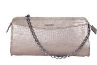 l'ange Women Brown Genuine Leather Sling Bag