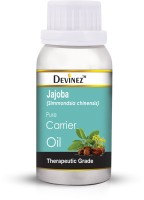 Devinez Jajoba Oil - Bleached, 100% Pure, Natural & Undiluted, 1000ml(1000 ml)