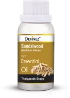 Devinez 1000-2032, Sandalwood Essential Oil, 100% Pure, Natural & Undiluted(1000 ml)