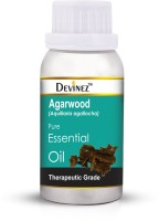 Devinez 1000-2043, Agarwood Essential Oil, 100% Pure, Natural & Undiluted(1000 ml)