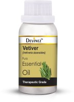 Devinez Vetiver Essential Oil, 100% Pure, Natural & Undiluted, 1000-2141(1000 ml)