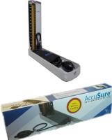 Dr. Gene Accusure Mercury Sphygmomanometer Bp Monitor(Silver)