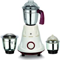 Viaan Limited 750W Mixer Grinder with 3 Stainless Steel Jars 750 W Mixer Grinder(White, 3 Jars)