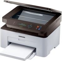 Samsung SL-M2060W/XIP Multi-function Wireless Printer(Black, White, Toner Cartridge)
