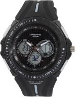 Maxima U-35072PPAN  Analog-Digital Watch For Unisex