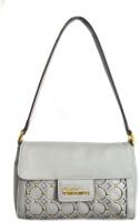 Sophia visconti Shoulder Bag(Grey, Brown, 2 L)