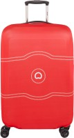 Delsey Suitcase Cover Travel Necessities Luggage Cover(Medium Large, Red)