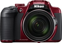 NIKON COOLPIX B700(20 MP, 60x Optical Zoom, 4x Digital Zoom, Red)