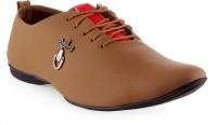 Footista Original Party Wear For Men(Tan)