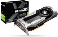 inno3d NVIDIA Nvidia Geforce GTX1080Ti 12 GB GDDR5X Graphics Card(Black & Silver)