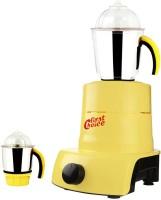 Firstchoice ABS Plastic YPMG17_401 600 W Mixer Grinder(Yellow, 2 Jars)