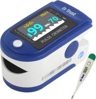 Dr. Trust NL 50D Pulse Oximeter(Blue)