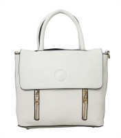 Heels & Handles Hand-held Bag(White)