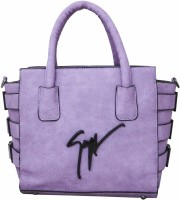Heels & Handles Hand-held Bag(Purple)
