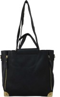 Heels & Handles Shoulder Bag(Black)