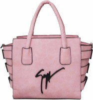 Heels & Handles Hand-held Bag(Pink)