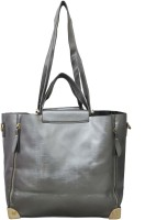 Heels & Handles Shoulder Bag(Grey)