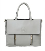 Heels & Handles Hand-held Bag(Grey)