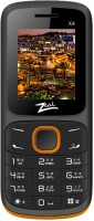 Zeal X4(Black & Orange)