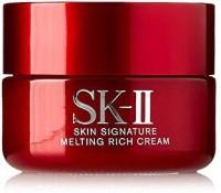 SK-II Skin Signature Melting Rich Cream For Unisex(100 ml) - Price 38434 32 % Off