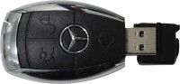 View DDPL 16GB,USB 2.0 16 GB Pen Drive(Black, Silver) Laptop Accessories Price Online(DDPL)