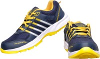 The Scarpa Shoes spree yellow Running Shoes For Men(Multicolor)