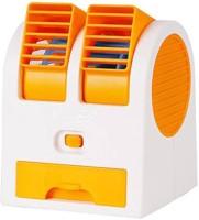 View TRENDMAKERZ MINI FAN AIR CONDITIONER MF1003 USB Fan(Multicolor) Laptop Accessories Price Online(TRENDMAKERZ)