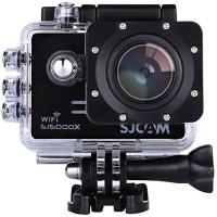 SJCAM Microware SJCAM SJ5000 X ELITE (Black) Adjustable Viewing Angle: 170° 140° 110° & 70° Sports & Action Camera(Black)