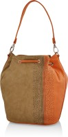Butterflies Hobo(Beige, Orange)