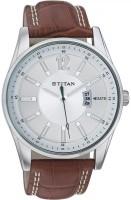 Titan 9322SAA Octane Analog Watch For Men
