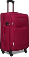 Novex Atlanta Expandable Check-in Luggage - 24 inch(Maroon)