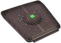 VibeX ACM-TYPE�-006 � Yoga Acupressure Massage Mat -For Chronic Back Pain TreatmentTherapy Reliever Massager(Black) - Price 599 80 % Off