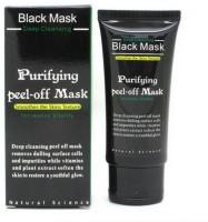 The Mans World Blackhead Whitehead Remover Peel off Black Mask(50 g) - Price 277 76 % Off