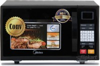 Carrier Midea 20 L Convection Microwave Oven(ES820EJV-S, Black)