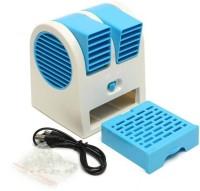 View DSTAR PORTABLE COOLER USBCOOLER-07 USB Fan(Multicolor) Laptop Accessories Price Online(DSTAR)