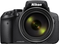 Nikon P900 Point & Shoot Camera(Black)