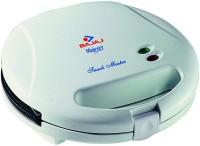 Bajaj 270004 700 W Pop Up Toaster(White)