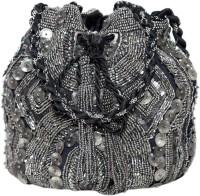 Diwaah Handcrafted Potli(Silver)
