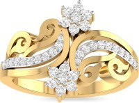 PC Jeweller The Case Gold Ring 22kt Yellow Gold ring