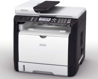 Ricoh SP 310SFN Printer Filament(Black, White)
