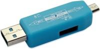 View Rich walker 001 Card Reader(Blue) Laptop Accessories Price Online(Rich Walker)