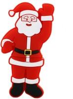 Green Tree Fancy Santa Claus 16 GB Pen Drive(Red, White)