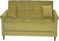 Cloud9 Single Solid Wood Sofa Bed(Finish Color - Sea Green Mechanism Type - Fold Out)